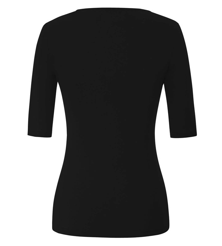 The Gigi Top in black by Ponyboy Vintage Clothing!