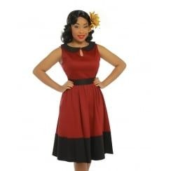 Now on Sale the Beattie Dress by Lindy Bop!