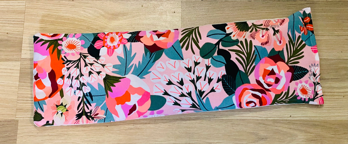 The Vibrant Floral Print Heat Pack by Wild Blossom