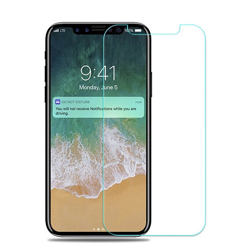 Nano Glass Screen Protector for iPhone X/XS