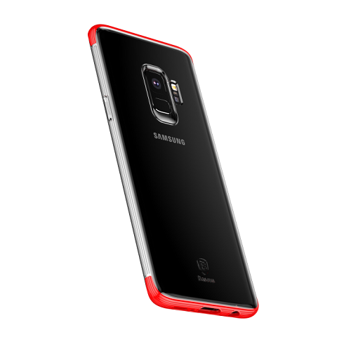 Baseus Armour Case For Galaxy S9 - Red