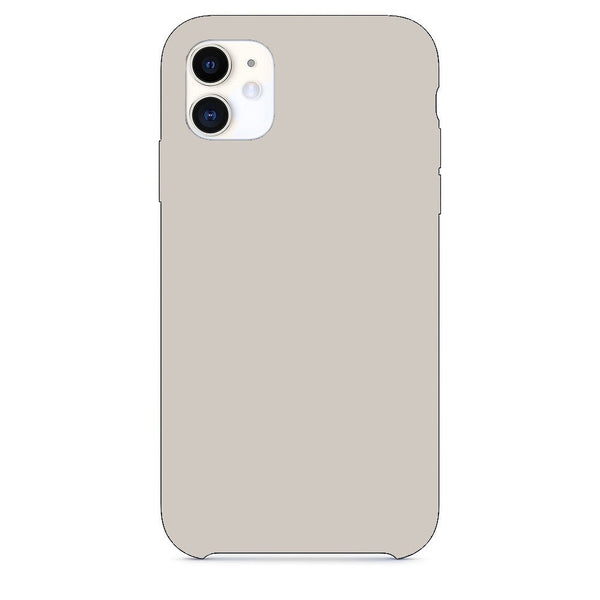 Mercury Silicone Case for iPhone 11 - Stone