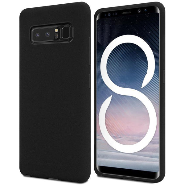 Mercury Soft Feeling Case for Samsung Galaxy Note 9 - Black