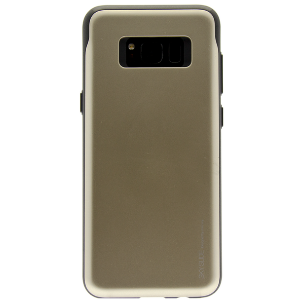 Mercury Sky Slide Bumper Case for Samsung Galaxy S8 - Gold