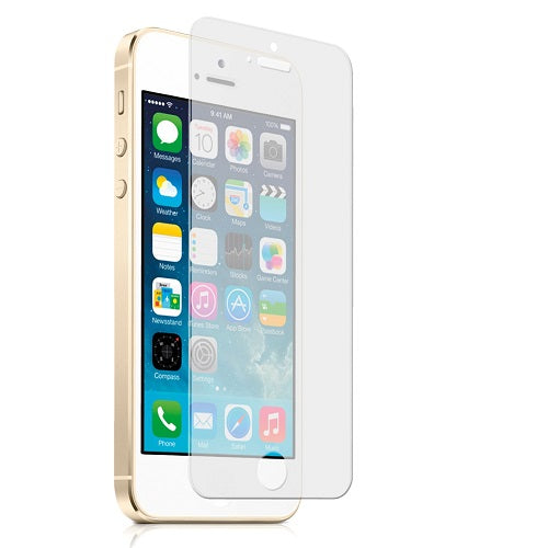 Tempered Glass Screen Protector for iPhone 5/SE
