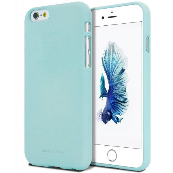 Mercury Soft Feeling Case for iPhone 6/6s Plus - Mint