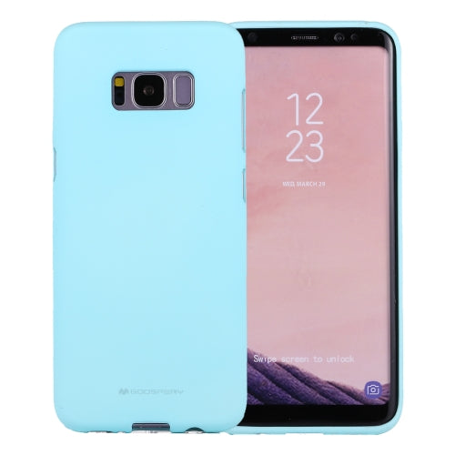 Mercury Soft Feeling Case for Samsung Galaxy S8 Plus - Mint