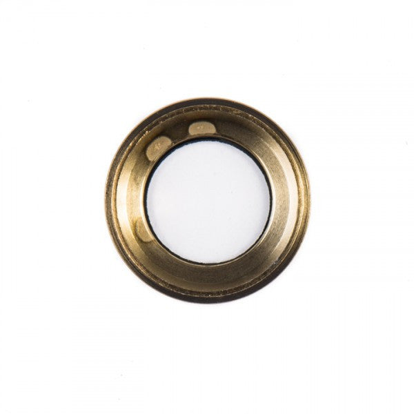 "Back Camera Ring & Glass Cover for iPhone 6S Plus (5.5"") - Gold"