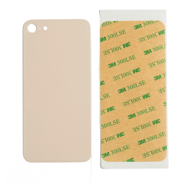 "Back Glass for iPhone 8 (4.7"") (Generic) - Gold"