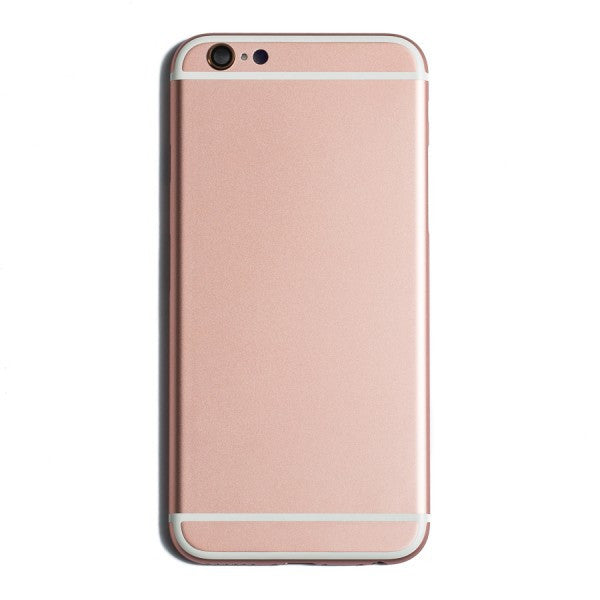 "Back Housing for iPhone 6S (4.7"") (Generic) - Rose Gold"