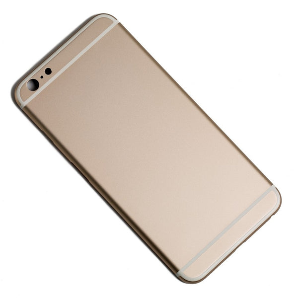 "Back Housing for iPhone 6S Plus (5.5"") (Generic) - Gold"