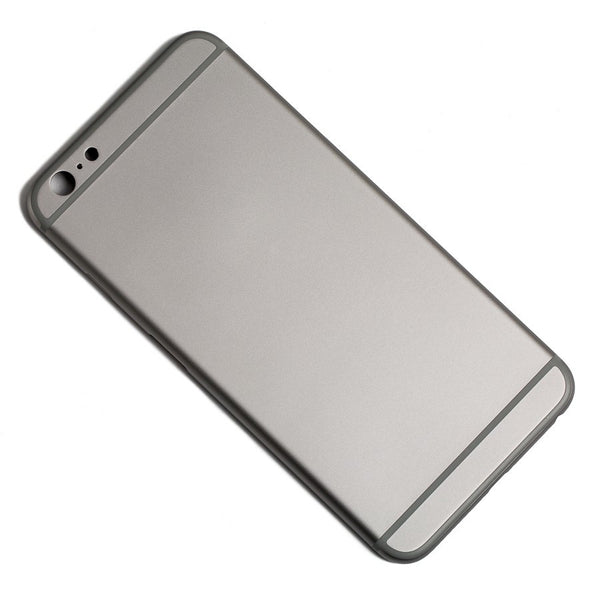 "Back Housing for iPhone 6S Plus (5.5"") (Generic) - Grey"