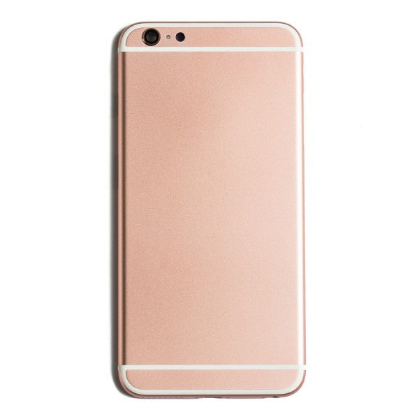 "Back Housing for iPhone 6S Plus (5.5"") (Generic) - Rose Gold"