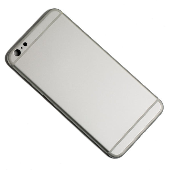 "Back Housing for iPhone 6S Plus (5.5"") (Generic) - Silver"