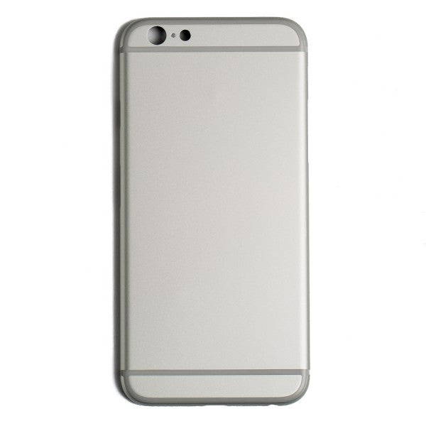 "Back Housing for iPhone 6 (4.7"") (Generic) - Silver"