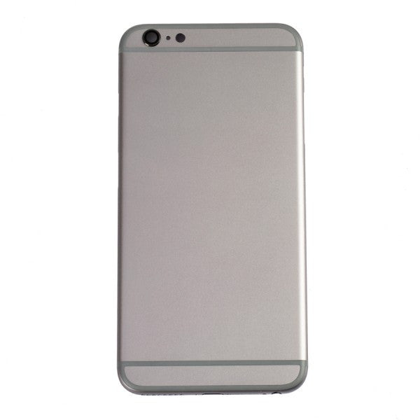 "Back Housing for iPhone 6 Plus (5.5"") (Generic) - Grey"