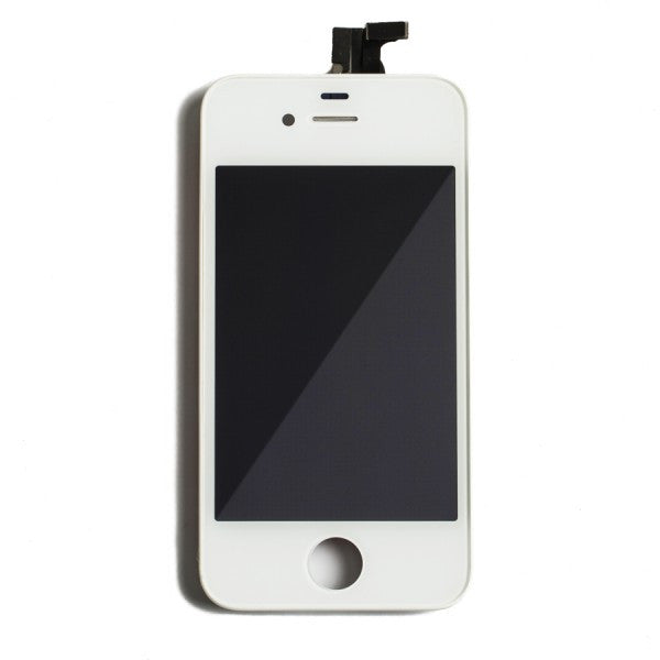 LCD & Digitizer Frame Assembly for iPhone 4S - White