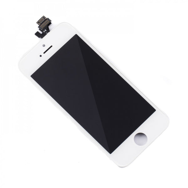 LCD & Digitizer Frame Assembly for iPhone 5 - White