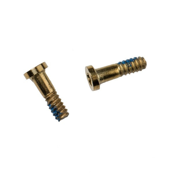 "Pentalobe Screw (Set of 2) for iPhone 6 (4.7"") / iPhone 6S (4.7"") / iPhone 6 Plus (5.5"") / iPhone 6S Plus (5.5"") - Gold"
