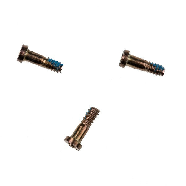 "Pentalobe Screw (Set of 2) for iPhone 6 (4.7"") / iPhone 6S (4.7"") / iPhone 6 Plus (5.5"") / iPhone 6S Plus (5.5"") - Rose Gold"