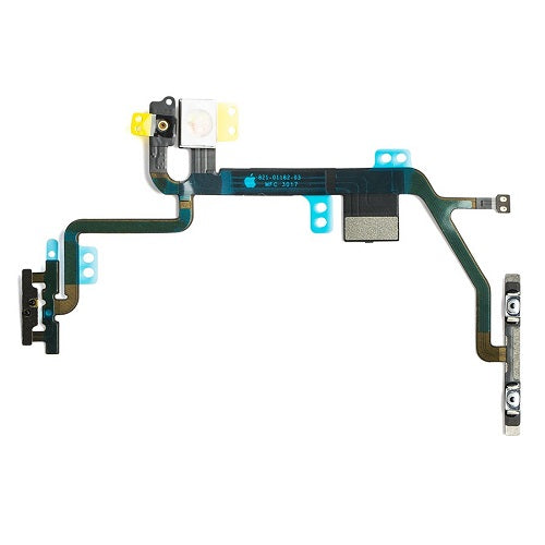 "Power and Volume Flex Cable for iPhone 8 (4.7"")"