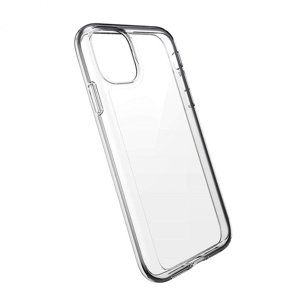 Clear Jelly Case for iPhone
