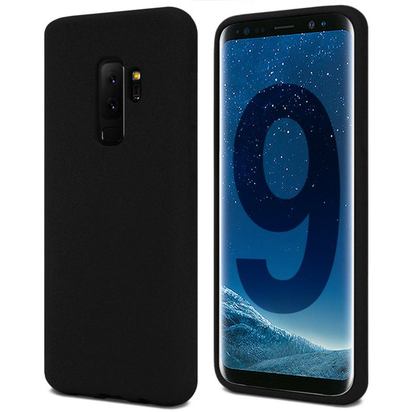 Mercury Soft Feeling Case for Samsung S9 Plus - Black