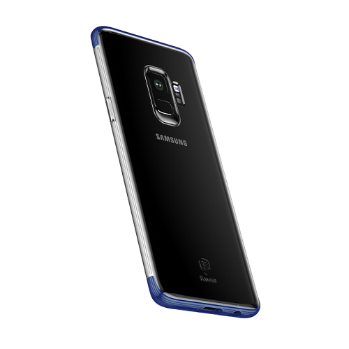Baseus Armour Case For Galaxy S9 Plus - Blue