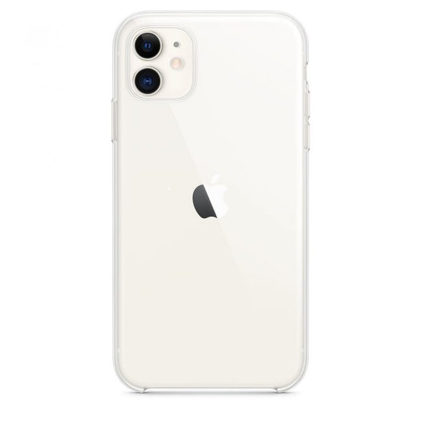 iPhone 11 Clear Jelly Case