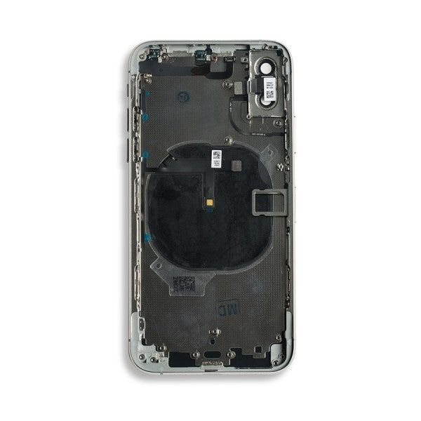 Back Housing with Small Parts for iPhone XS (GENERIC)