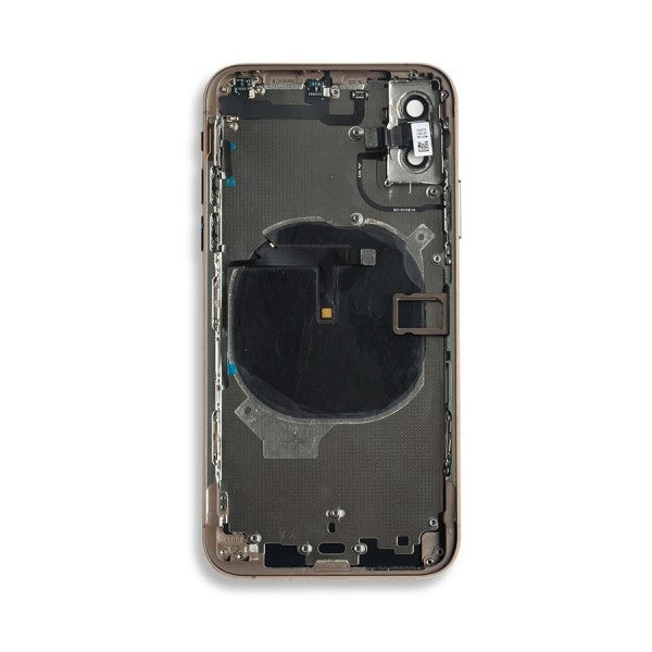 Back Housing with Small Parts for iPhone XS