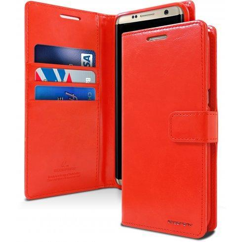 galaxy s10 plus wallet case red