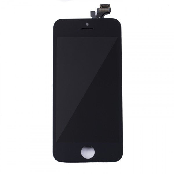 LCD & Digitizer Frame Assembly for iPhone 5 - Black