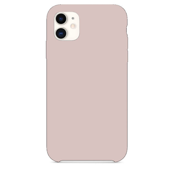 Mercury Silicone Case for iPhone 11 Pro - Pink Sand