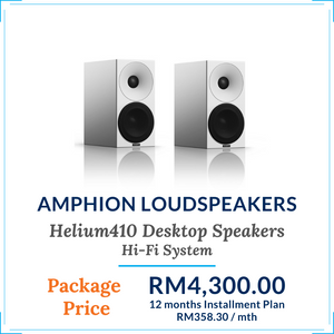 Helium410 Desktop Loudspeaker Package Deals I Moovee Space