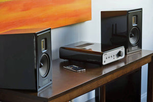 Integrated Amplifier I Moovee Space