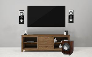 RBH Sound On-Wall Speakers I Moovee Space