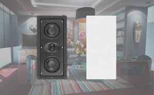 RBH Sound Visage In-Wall Speakers I Moovee Space