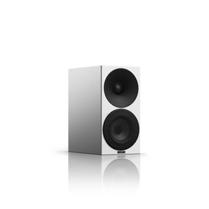Amphion Argon0 Desktop Speaker I Standard White Design I Moovee Space
