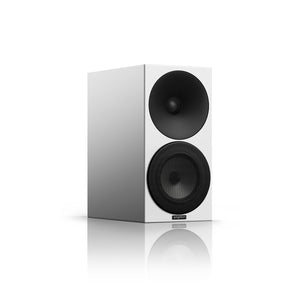 Amphion Argon1 Bookshelf Loudspeaker I Standard White Design IMoovee Space