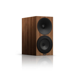 Amphion Argon1 Bookshelf Loudspeaker I Wood Veneers I Moovee Space