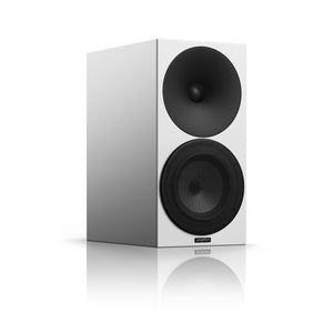 Amphion Argon3S Bookshelf Loudspeaker I Standard White Design I Moovee Space