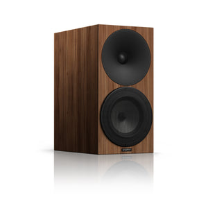 Amphion Argon3S Bookshelf Loudspeaker I Wood Veneers I Moovee Space