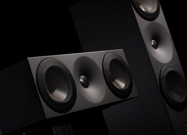 Amphion Helium520C Center Loudspeaker I Gallery I Moovee Space
