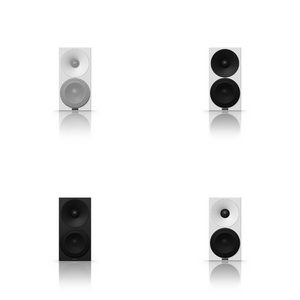 Helium410 Desktop Loudspeaker I Speaker Variations I Moovee Space