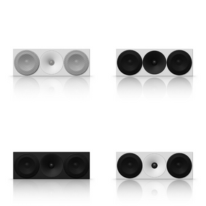 Amphion Helium520C Center Loudspeaker I Speaker Variations I Moovee Space
