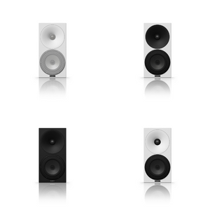 Amphion Argon1 Bookshelf Loudspeaker I Speaker Variations IMoovee Space