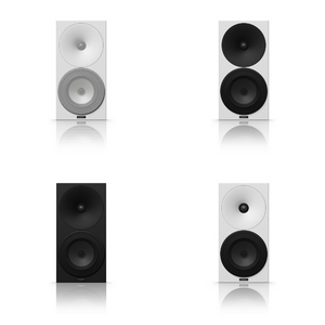 Amphion Argon3S Bookshelf Loudspeaker I Speaker Variations I Moovee Space