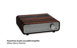 Peachtree Audio nova300 Integrated Amplifier - MACROLOGIX