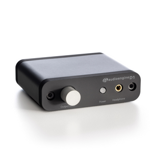 Audio Engine D1 Headphone Amp - MACROLOGIX